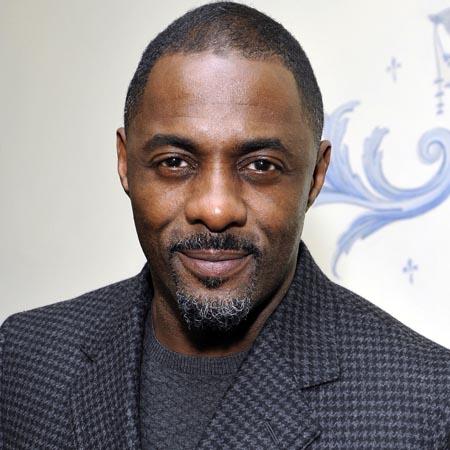 British actor Idris Elba