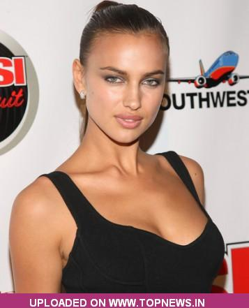 irina shayk paint. ronaldos girlfriend irina