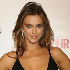 Irina Shayk wows onlookers in cleavage-baring tuxedo at movie premiere