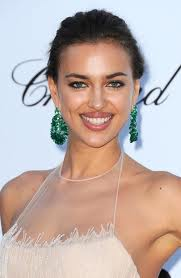 Irina Shayk flaunts her legs as model of Spanish shoe brand XTI