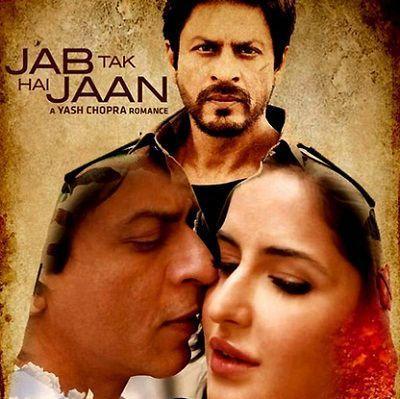 SRK, Katrina starrer ''Jab Tak Hain Jaan'' all set for Pakistan release