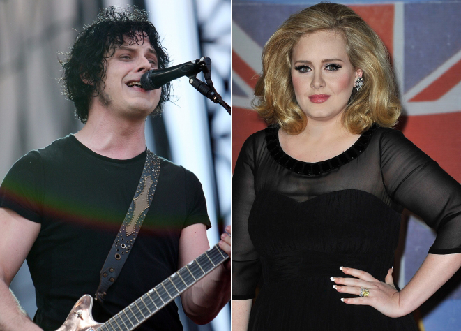 Jack White apologizes to Adele, The Black Keys post hurtful comments