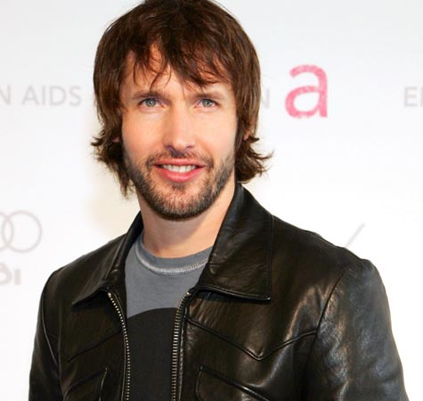 I am not earnest: James Blunt