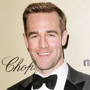 James Van Der Beek says Michelle Williams is way beyond her years