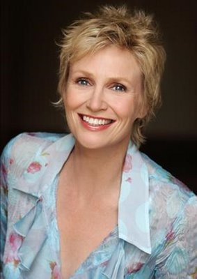Jane Lynch urges LiLo not to 'take Glee''s mockery so personally'