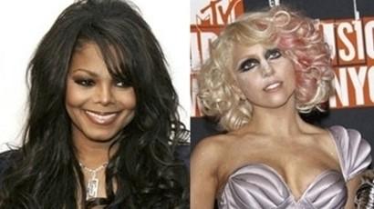 Janet Jackson, Lady Gaga