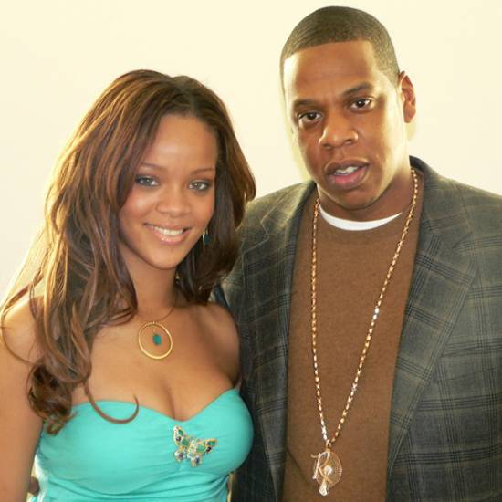 Jay-Z wants Rihanna to be new face of burlesque club