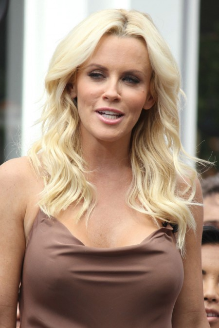 Jenny McCarthy says she won't wax for upcoming playboy shoot