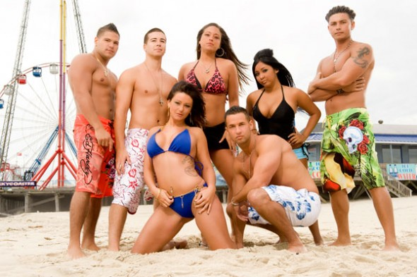 jersey shore in italy fight. US #39;Jersey Shore#39; series to