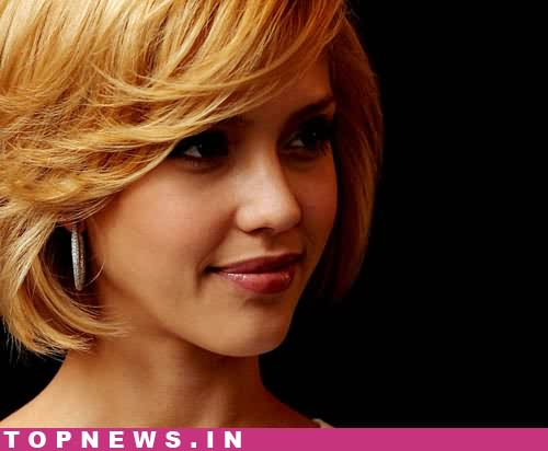 London, Nov 13 : Hollywood actress Jessica Alba insisted on having the