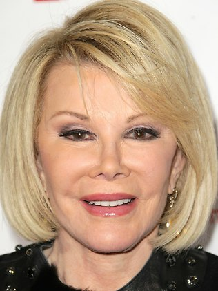 Joan Rivers slammed for Princess Dianas death joke