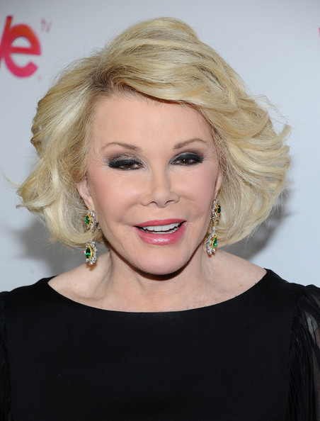 Joan Rivers booed for joking about Adele's weight