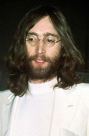 Album signed by John Lennon for his killer for sale