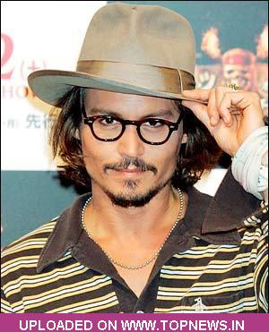 Depp surprised by Jolie's sense of humour