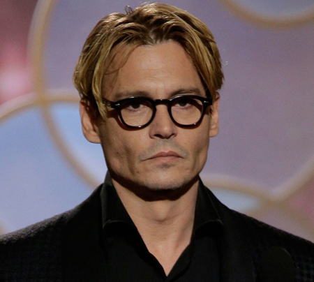 Johnny Depp's thinking about early retirement