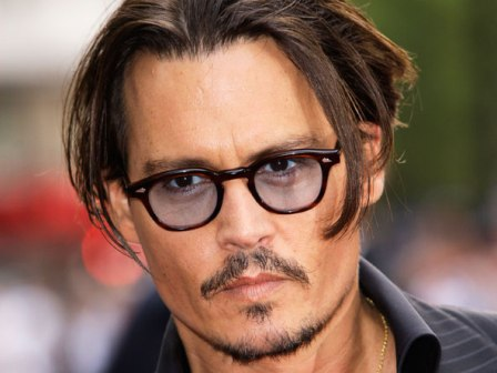 Johnny Depp says religion is a fascinating black hole to him