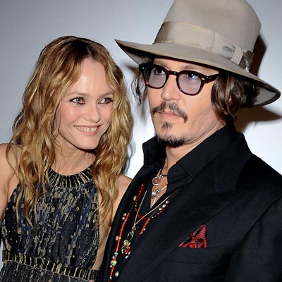 Depp, Paradis still together