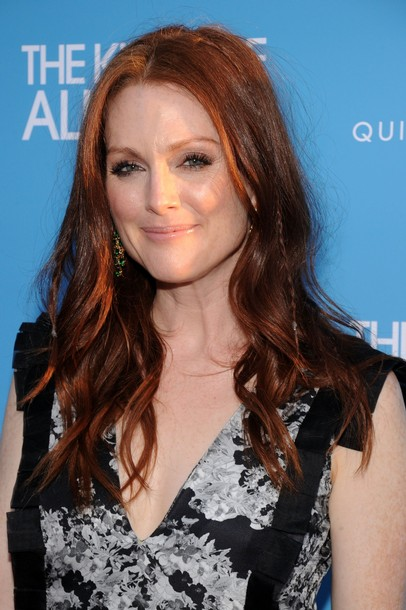 Sydney, July 10 : Julianne Moore was astonished to see the graphic ...