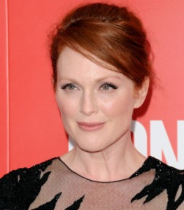 Julianne Moore showed 'different kinds of boobs' to daughter at naked spa