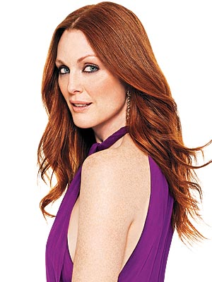 Julianne Moore Hair photo
