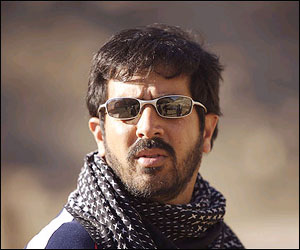 My wife my greatest critic: Kabir Khan