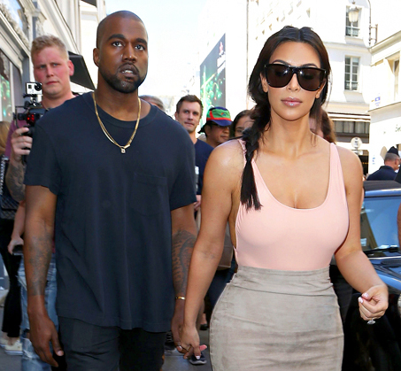 Newly-weds Kimye give '1000 pounds tip' during Ireland honeymoon