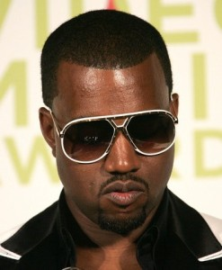 I'm no celebrity: Kanye West