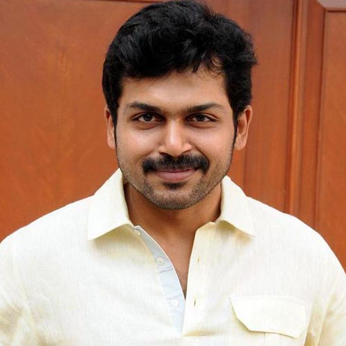 Karthi, Linguswamy team up for 'Yenni Yezhu Naal'