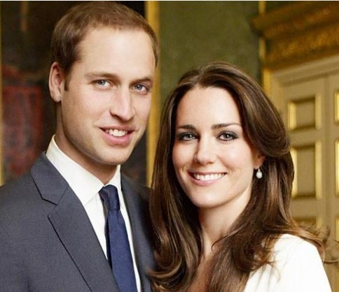 Kate first captivated Wills when she became his ''slave'' for £200