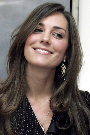 Kate Middleton dreams she is marrying Prince William at altar naked!