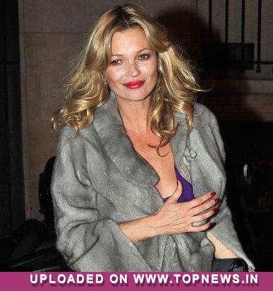 Kate Moss plans another hen party