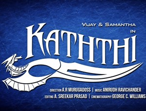 Theatres attacked before 'Kaththi' release; five arrested