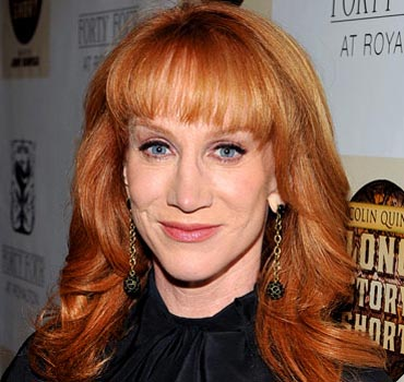 Kathy Griffin to replace Joan Rivers on 'Fashion Police'