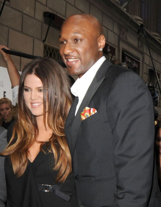 Lamar Odom slams Khloe split rumours saying sex life is intense