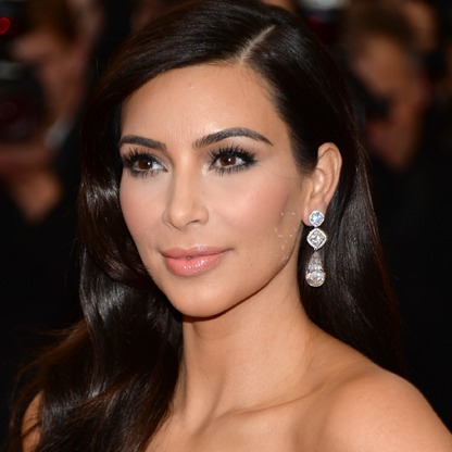 Kim K joins Apple and (RED) to fight AIDS