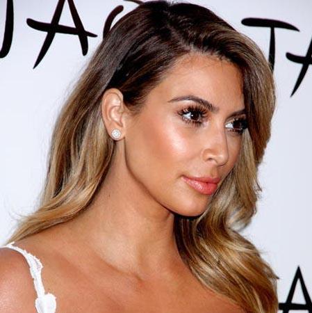 Kim Kardashian named Queen of Tabloids