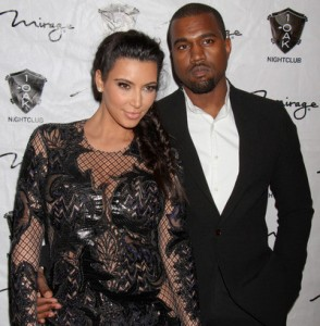 `Impatient` Kim Kardashian and Kanye West `to wed soon`