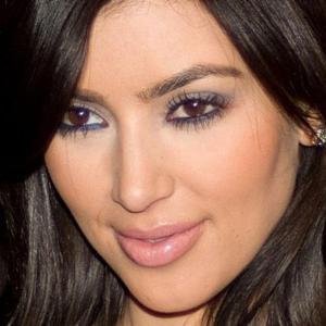 Kim K flaunts cleavage in sister Kylie Jenner's cutout bikini