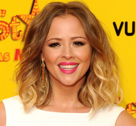 Kimberley Walsh launches own range of skin-tight dresses