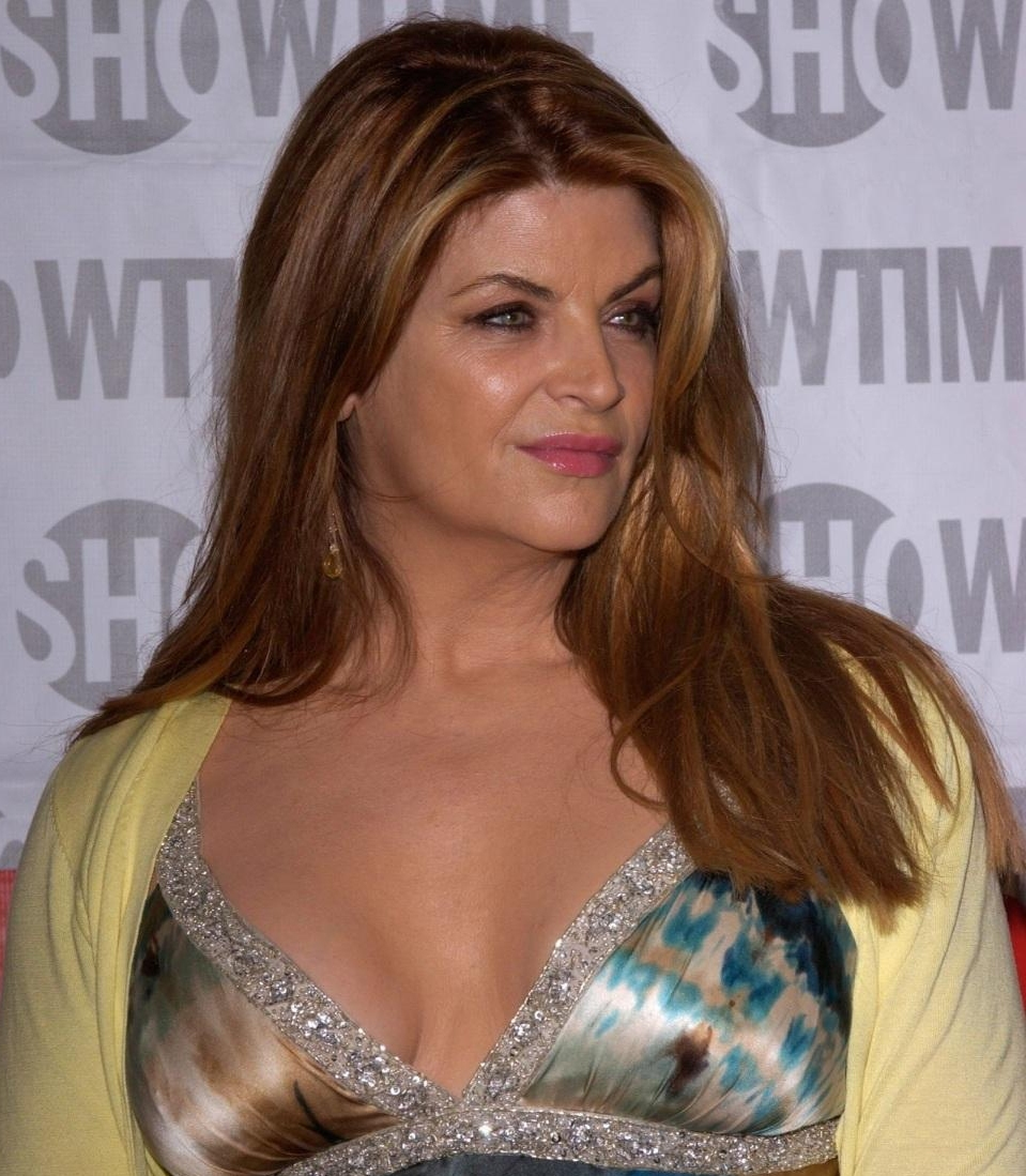 kirstie alley fet
