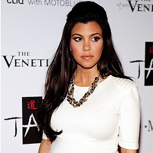 Kourtney's motherhood tips to Kim