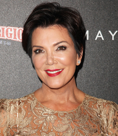 Kris Jenner hires full time security