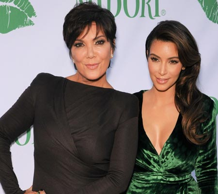 Kris Jenner urges Kim not to marry again?
