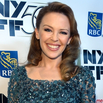 Minogue's silver jubilee album was 'intimidating'