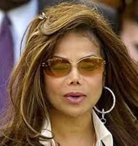 La Toya Jackson seizes careers of MJ's kids