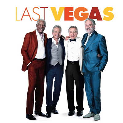 Diamond, Weissman roped in for 'Last Vegas' sequel script