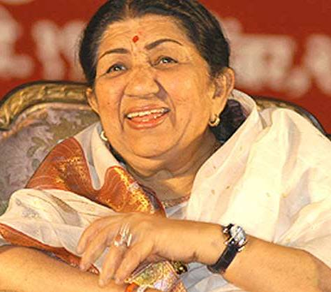 Lata Mangeshkar wishes Khayyam on birthday!