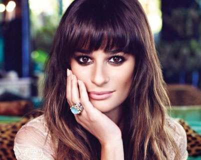 Did Lea Michele's new beau work as an escort?