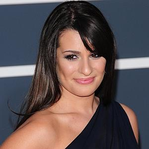 No fashion tips for Lea Michele