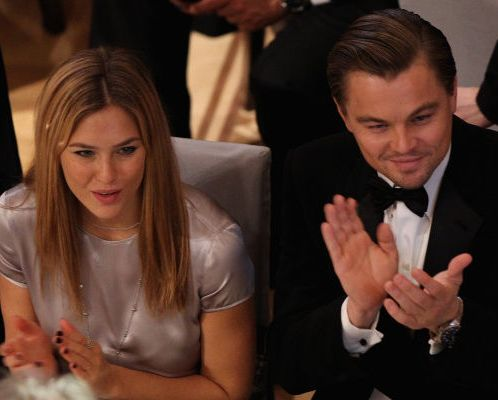 leonardo dicaprio girlfriend bar refaeli. to girlfriend Bar Refaeli.